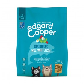Edgard & Cooper Fresh MSC Whitefish Cat Kibble with Nettle, Chamomile and Cranberries