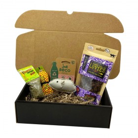 Meowww Premium Christmas Cat Gift Box