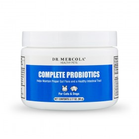 Dr Mercola Complete Probiotics for Pets (Powder) - 90g / 30 servings