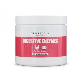 Dr Mercola Healthy Pets Digestive Enzymes 150g