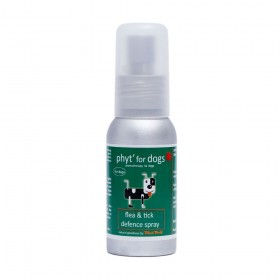 Diet' Dog Flea & Tick Defence Spray for Dogs (50ml)