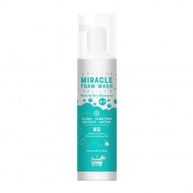 HOWND Miracle Foam Wash Natural Dry Dog Shampoo - 200ml