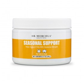 Dr Mercola Seasonal Support for Cats and Dogs 90g