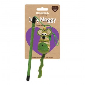 Jolly Moggy Mr Mouse Teaser Cat Toy