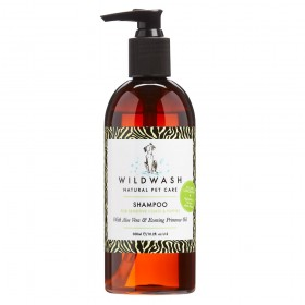 Wildwash Pro Shampoo for Sensitive Coats, Puppies, Cats and Kittens 300ml